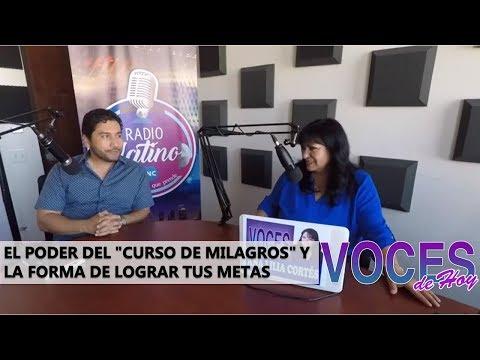 ¡Logra Tu Sueño Con Un Milagro! | Voces De Hoy | Radio Latino | Ana Lilia Cortes