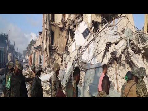 Au moins 300 morts en Somalie