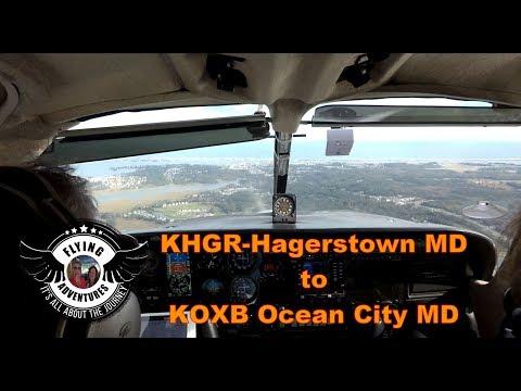 KHGR-Hagerstown MD To KOXB-Ocean City MD