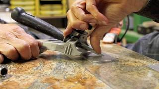 Sharpen Woodworking Chisels With Diamond Stones • Complete Sharpening Series Video 19