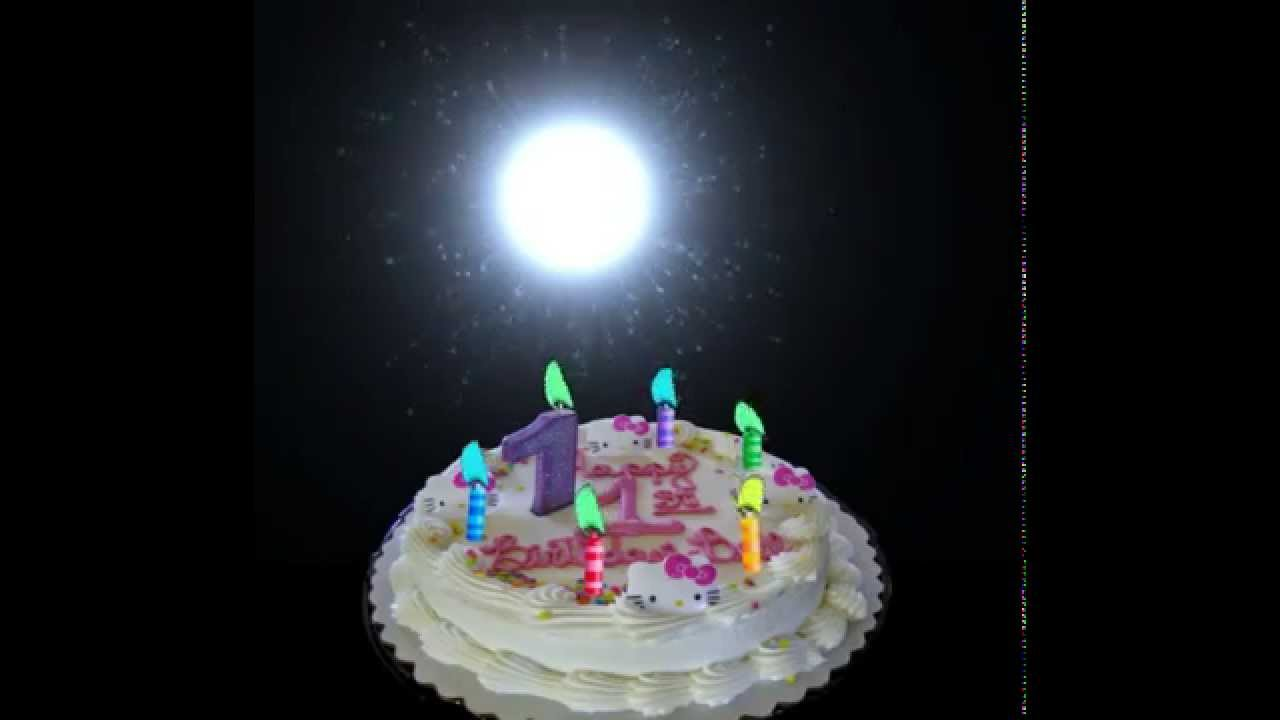 Happy first birthday wishes moon whatsapp hd video youtube happy first birthday wishes moon whatsapp hd video kristyandbryce Images
