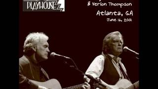 Guy Clark And Verlon Thompson 6 16 01 Variety Playhouse   Atlanta, GA