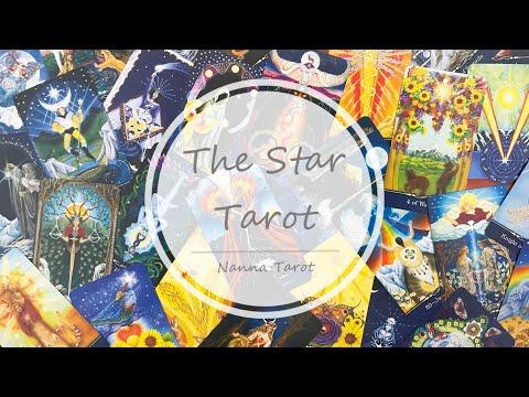 開箱  星星塔羅牌 • The Star Tarot // Nanna Tarot