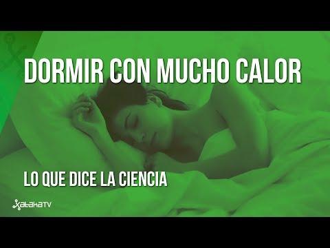 Cómo Dormir Cuando Hace Mucho Calor Y No Tienes Aire