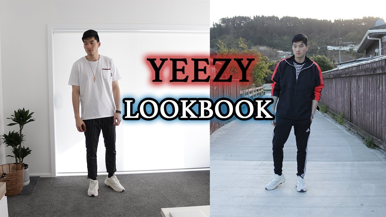 best sneakers 9c6d2 b727f How to Style YEEZY 700 Analog | Mens Streetwear Lookbook
