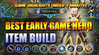SELENA ITEM BUILD - IS SHE THE BEST ASSASSIN IN MOBILE LEGENDS?