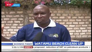 Tourism investors have adopted a beach cleaning program in Watamu