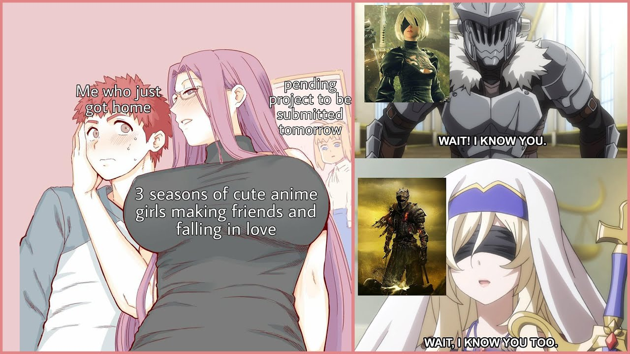 Anime memes only true fans will find funny 20