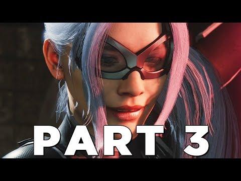 SPIDER-MAN PS4 THE HEIST DLC Walkthrough Gameplay Part 3 - HAMMERHEAD (Marvel's Spider-Man)