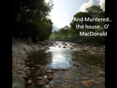Gaberlunzie - Scotland Again: Massacre of Glencoe