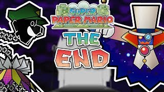 Super Paper Mario: FINALE - Tippi and Count Bleck!