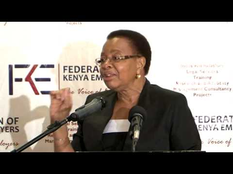 FKE CELEBRATES EXECUTIVE DIRECTOR JACQUELINE MUGO: ONE OF  AFRICA'S TOP 50 MOST INFLUENTIAL WOMEN