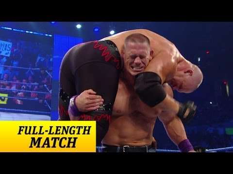 FULL-LENGTH MATCH - SmackDown - John Cena vs. Kane - Lumberjack Match thumbnail