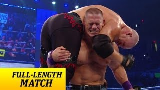 FULL-LENGTH MATCH - SmackDown - John Cena vs. Kane - Lumberjack Match(Oct. 1, 2010 - The Nexus surronds the ring as John Cena battles World Heavyweight Champion Kane., 2013-10-01T04:00:02.000Z)