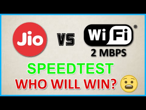 [Full-Download] Reliance Jio 4g Wifi Router Jiofi2 Unboxing And Real Speed Test With Bsnl ...