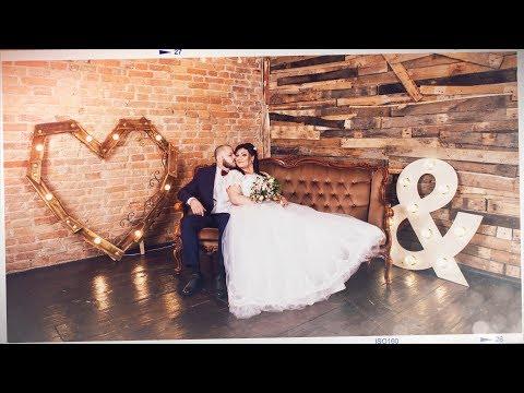 Свадебное слайд-шоу Екатерина и Рустем (фотограф Эдуард Миколаевский - Пенза, Заречный)