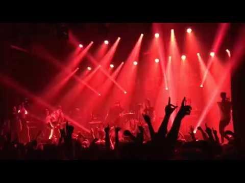 John Coffey - Guerrilla Radio live @de Melkweg Amsterdam 29-09-2016
