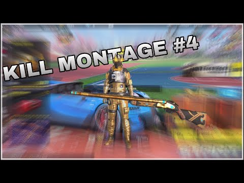Kill Montage #4 | ROS (MOBILE)