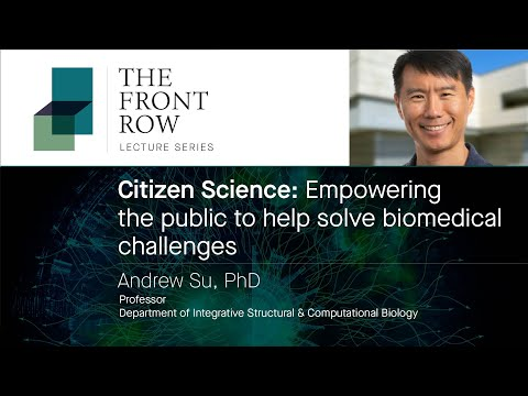 Citizen Science: Empowering the Public to Help Solve Biomedical Challenges