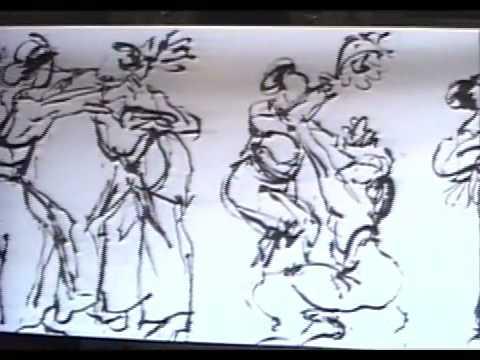 Jean Edelstein in Performance: Balinese Dancers