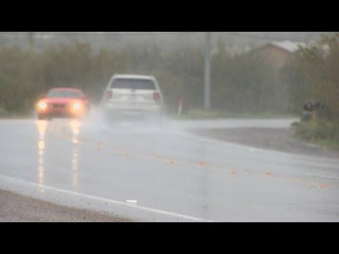 Rains sparks flooding concerns, traffic accidents