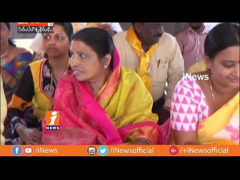 Rivalry Between Kala Venkata Rao And Prathibha Bharathi In Srikakulam TDP | Loguttu | INews