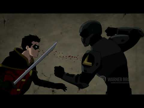 Justice League Dark: Apokolips War | Suicide Squad Battling