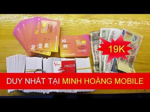 Hướng dẫn mua thánh sim Vietnamobile với giá cực rẻ chỉ 19k