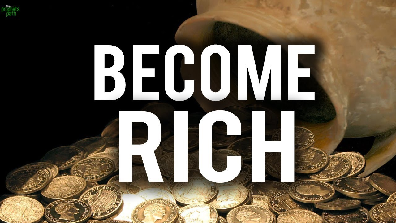 THIS DUA WILL REALLY HELP YOU BECOME RICH - New Muslim Tube