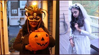 How Was Our Halloween This Year ....Trick Or Treat