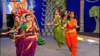 Marathi Song - Amba Maji Pot Khedti - Jagran Gondhal by SakharaBai Tekale