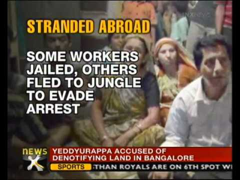 1200 Indian workers face legal action in Angola - NewsX