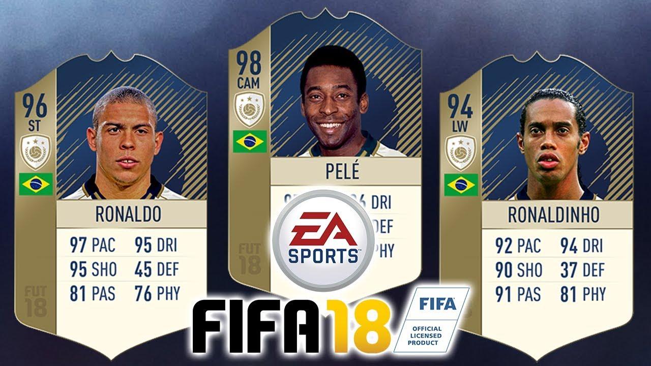 Fifa 18 Wm Icons