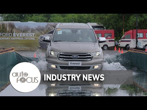 Ford Philippines Launches The New Everest | Industry News