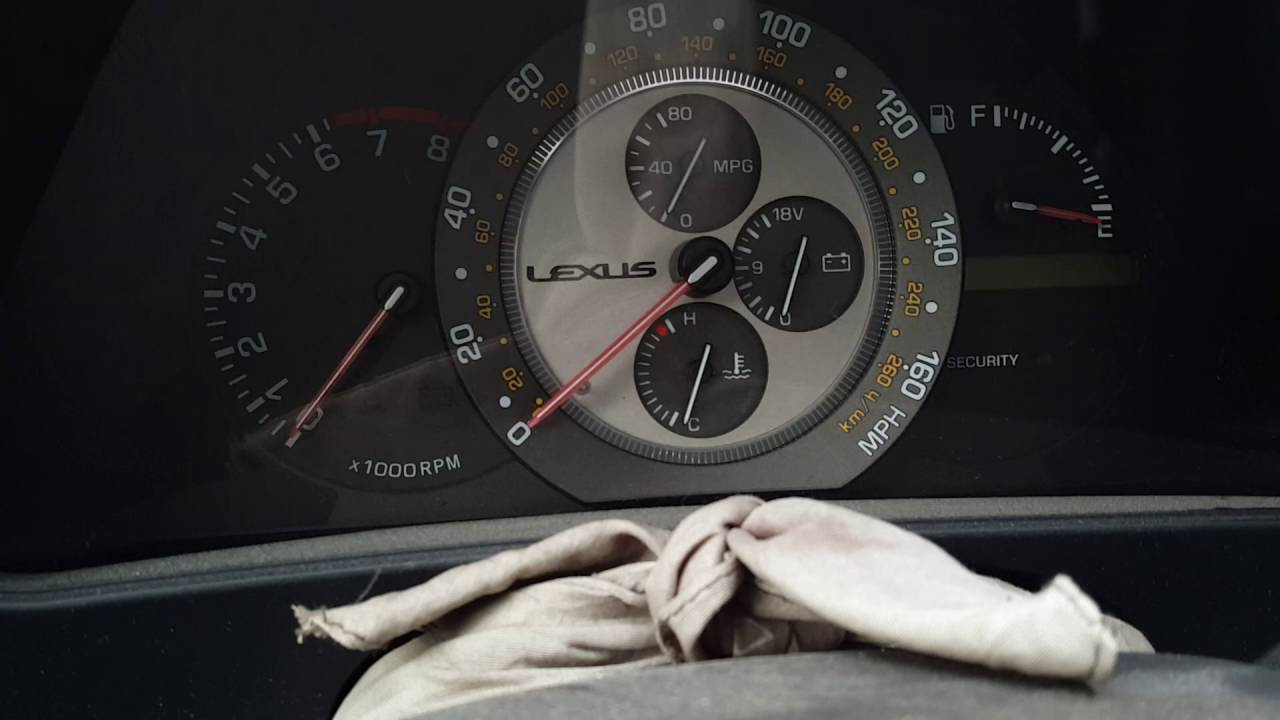 2004 lexus is300 mpg