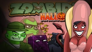 NEW HALLOWEEN UPDATE | Zombidle ReMonstered #4