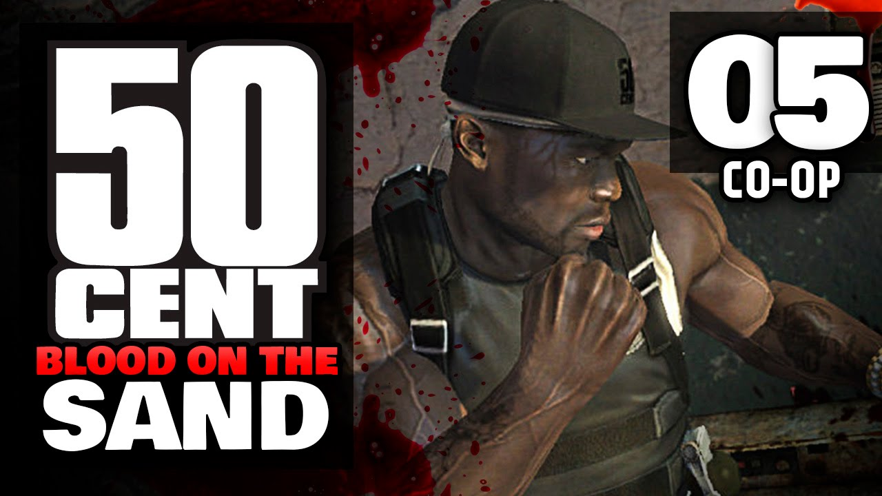 50 Cent: Blood On The Sand Co-op Let's Play w ...