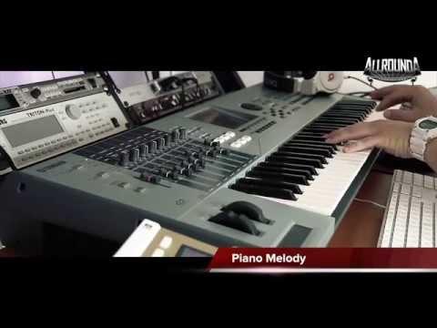 Beat Making - Allrounda Making A Beat (Episode 5) - Fl Studio Maschine MPC How To Tutorial