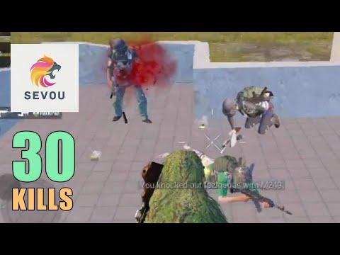 SNEAK ATTACKS ON SQUADS!!   75K SPECIAL   30 KILLS   PUBG Mobile