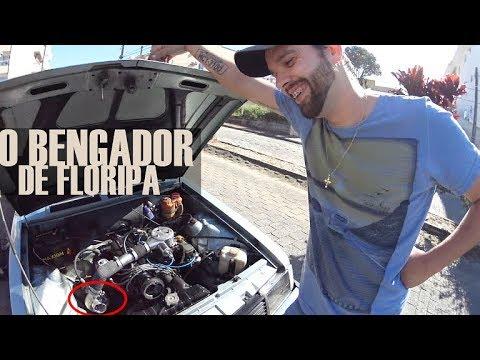 ACELERAMOS UM CHEVETTE TURBO EM FLORIPA Part 2