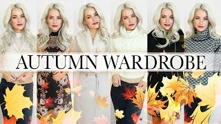 AUTUMN FALL FASHION HAUL AND TRY ON