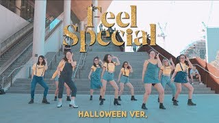 "[HALLOWEEN SPECIAL] TWICE (트와이스) - ""Feel Special"" Halloween Meme Version"