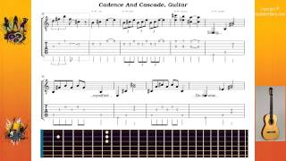 Cadence And Cascade - King Crimson - Guitar