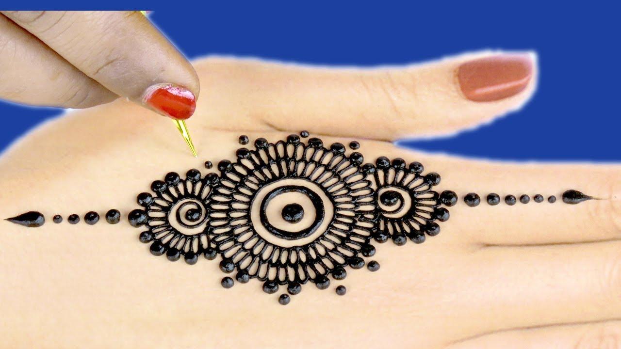 mehndi designs for hands latest super easy mehndi design