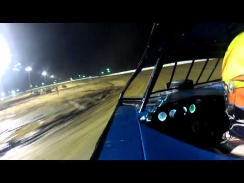 Brian Shaw Clay County Speedway 4-7