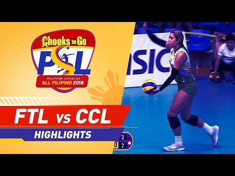 Highlights: F2 Logistics vs. Cocolife | PSL All-Filipino Conference 2018