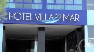 Villa del Mar Hotel **** First beach line in Benidorm