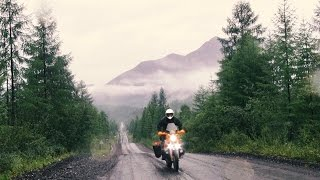 Magadan Motorcycle Adventure Episode 4