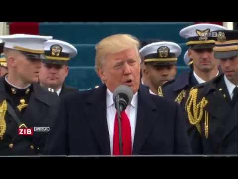 Amtsantritt Donald Trump