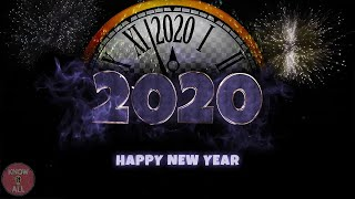 Happy New Year Status 2020 Best New Year status New year 2020 status